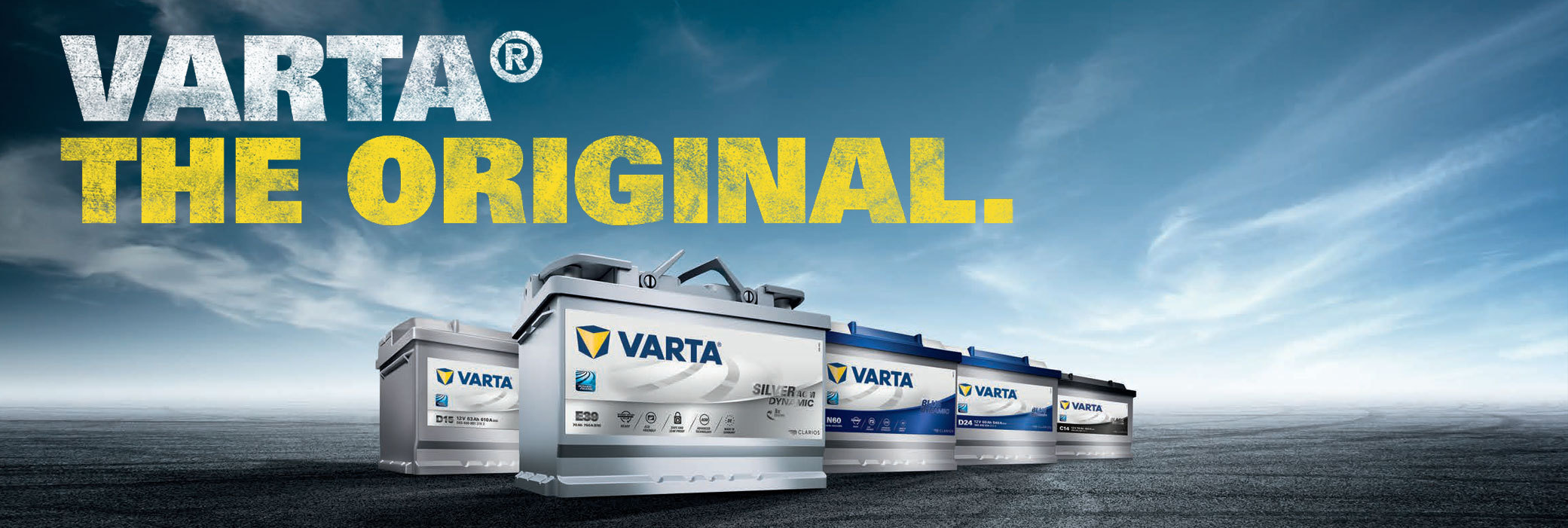 VARTA® THE ORIGINAL