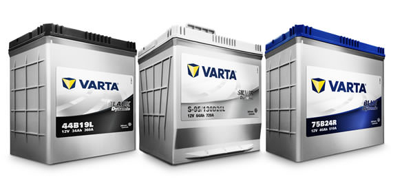 146480da This is why the majority of original car manufacturers rely on VARTA  batteries right from the factory.