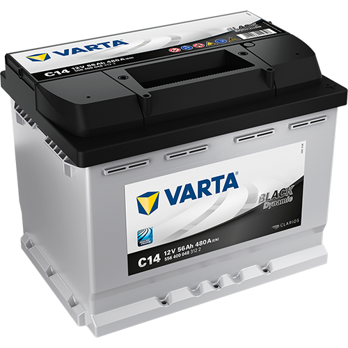 VARTA® Black Dynamic – best performance for cars built before 2000.