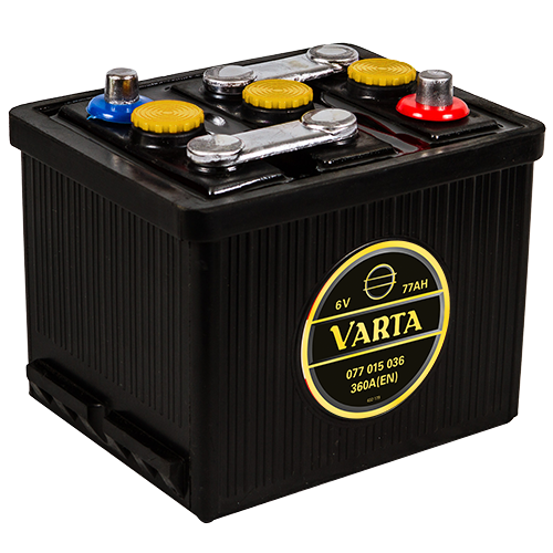 VARTA Classic 077 015 036