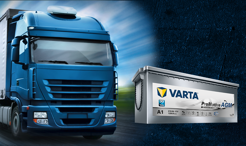 VARTA® automotive batteries - Get your battery from the