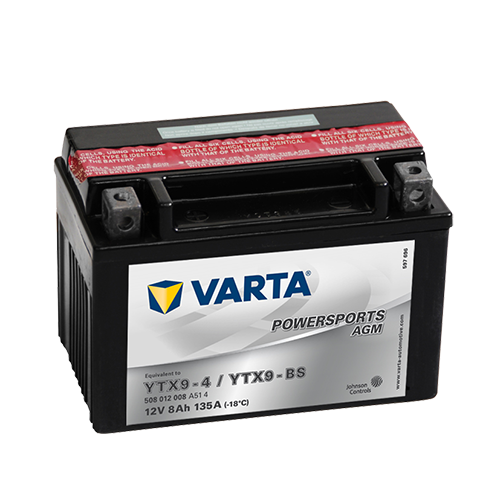 d9f6efedf06 508 012 008 | Varta Automotive