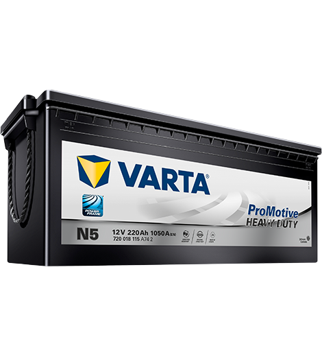 VARTA® starter batteries: Our product range at a glance, a battery
